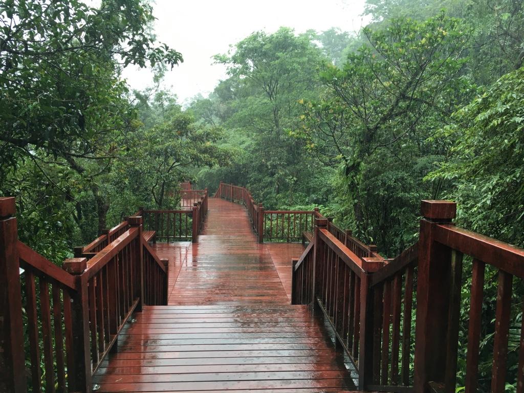 Shifen Waterfall9